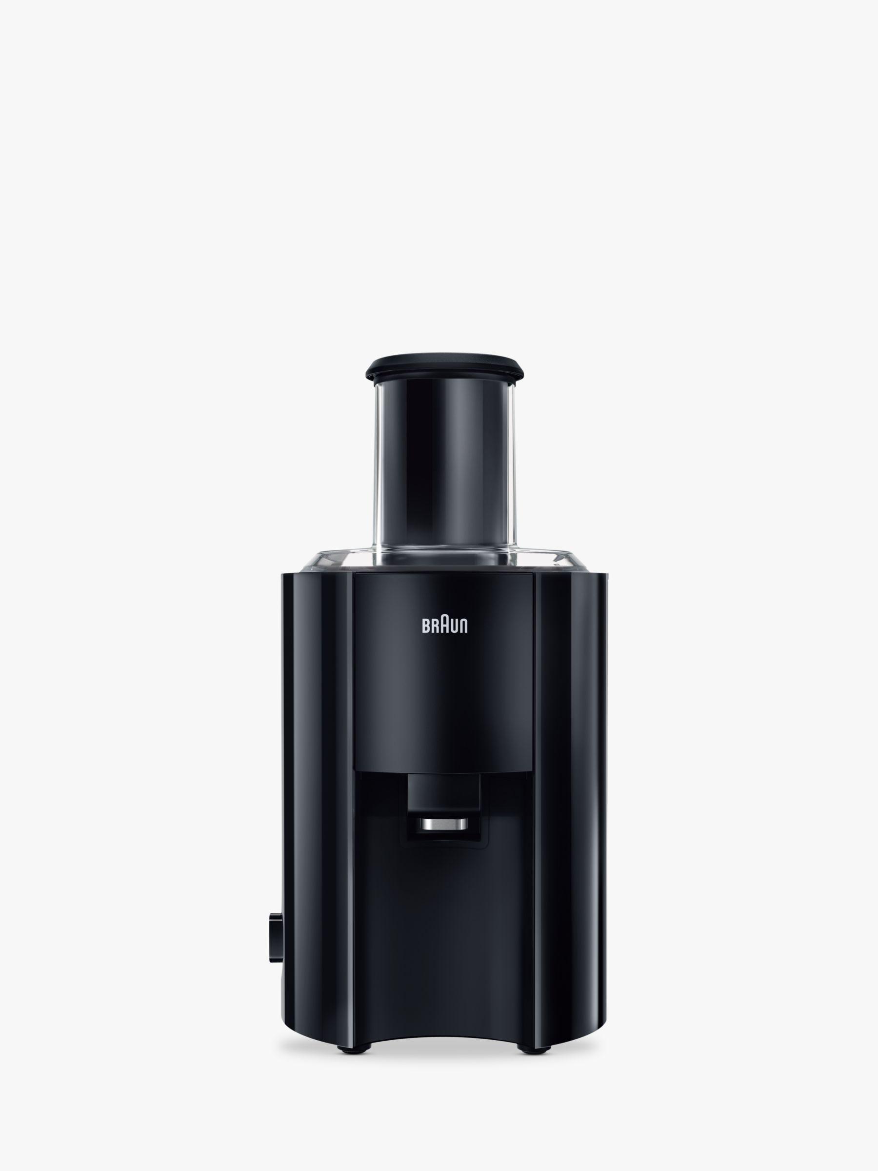 Braun Braun J300 Juicer, Black