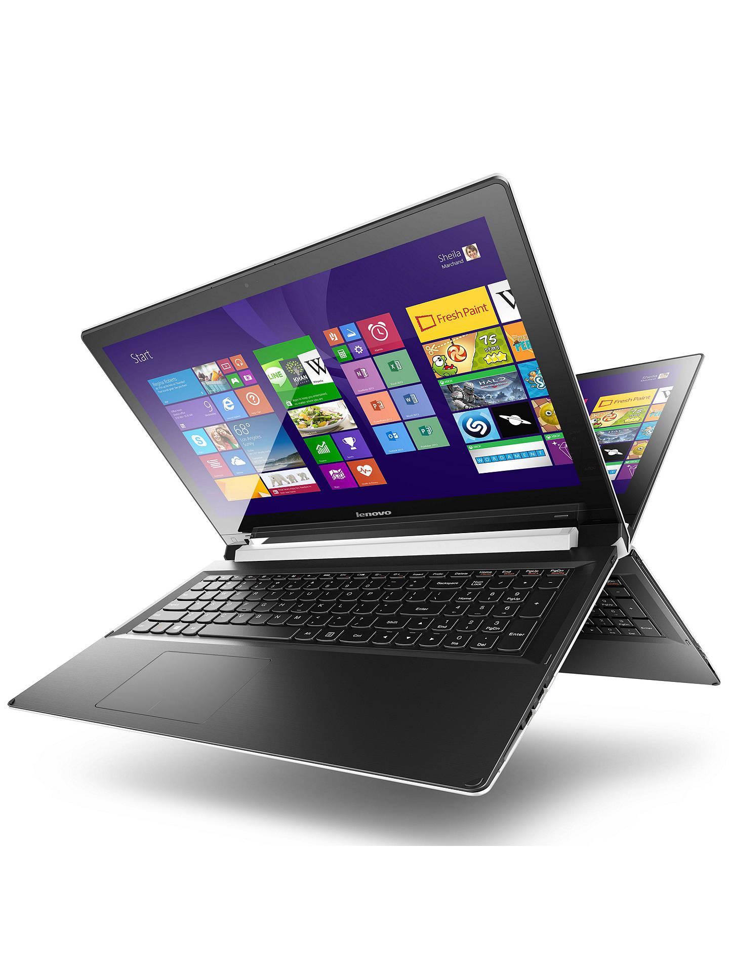 Lenovo Flex 2 Dual-Mode Laptop, Intel Core i5, 8GB RAM, 1TB