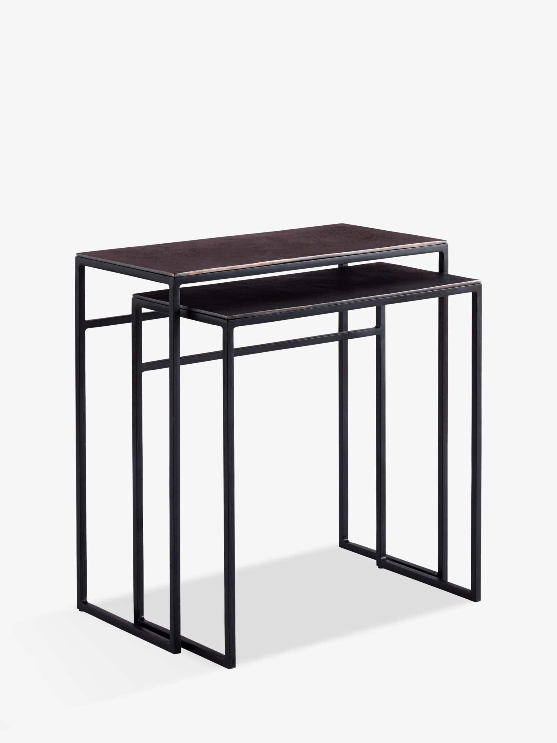 Content by Terence Conran Content by Terence Conran Fusion Rectangle Nest of 2 Tables
