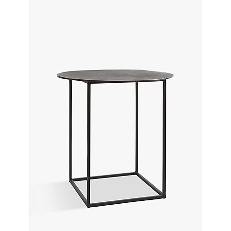 Buy Content By Terence Conran Fusion Round Side Table Online At  Johnlewis.com