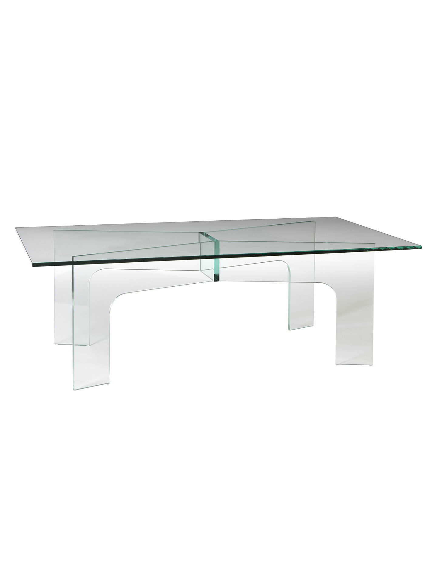 Greenapple Horizon Glass Coffee Table At John Lewis Partners