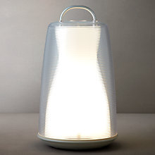 Buy Gleam Outdoor LED Portable Lantern Online at johnlewis.com