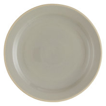Buy John Lewis Croft Collection Amberley 28cm Dinner Plate Online at johnlewis.com