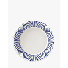 Buy Royal Doulton Pacific Porcelain Pasta Bowl, Dia.22.5cm, Blue Online at johnlewis.com