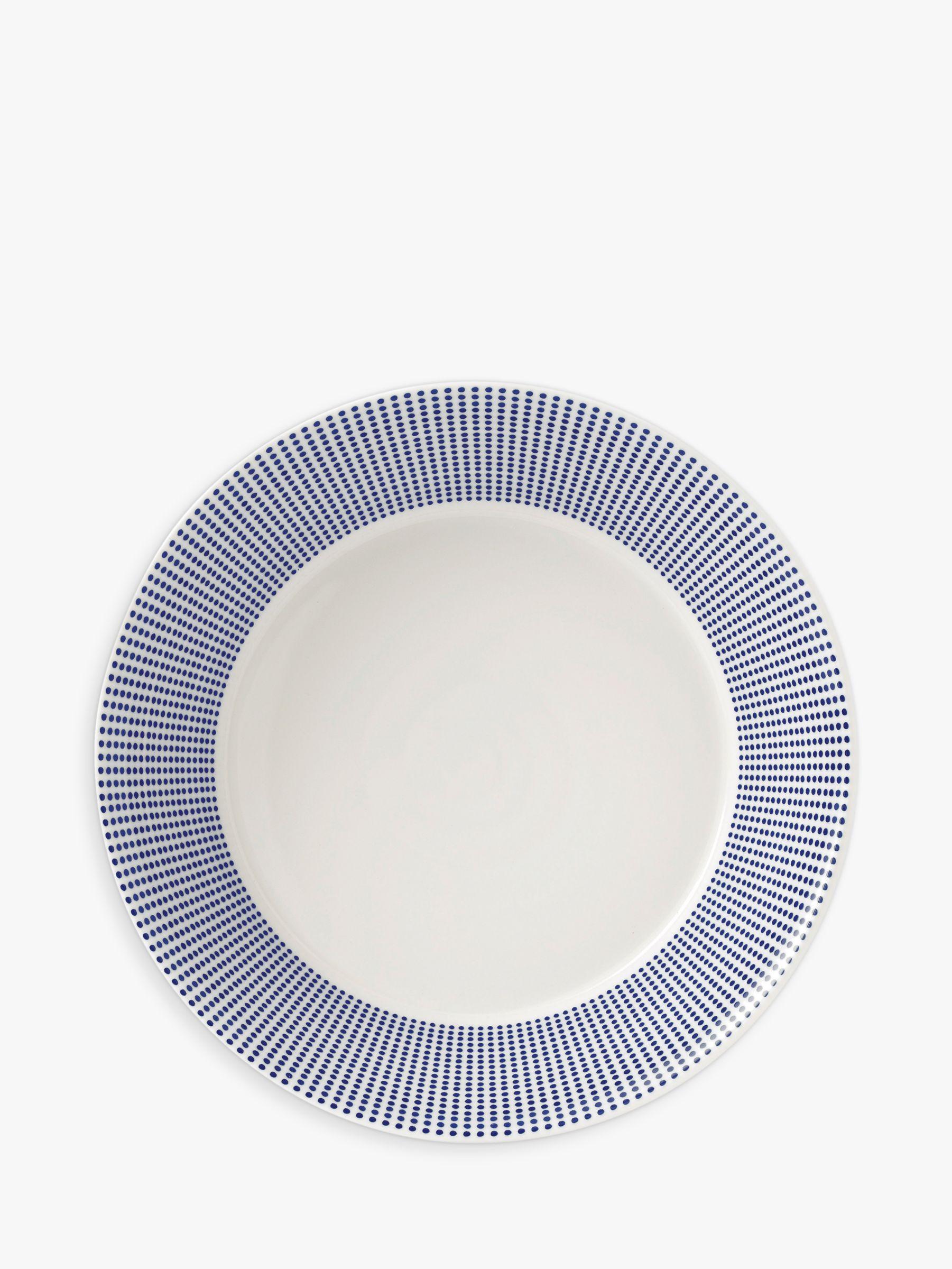 Royal Doulton Royal Doulton Pacific Porcelain Pasta Bowl, Dia.22.5cm, Blue