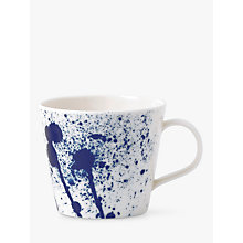 Buy Royal Doulton Pacific Porcelain Splash Mug, Blue Online at johnlewis.com