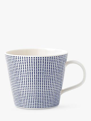 Royal Doulton Pacific Porcelain Dot Mug