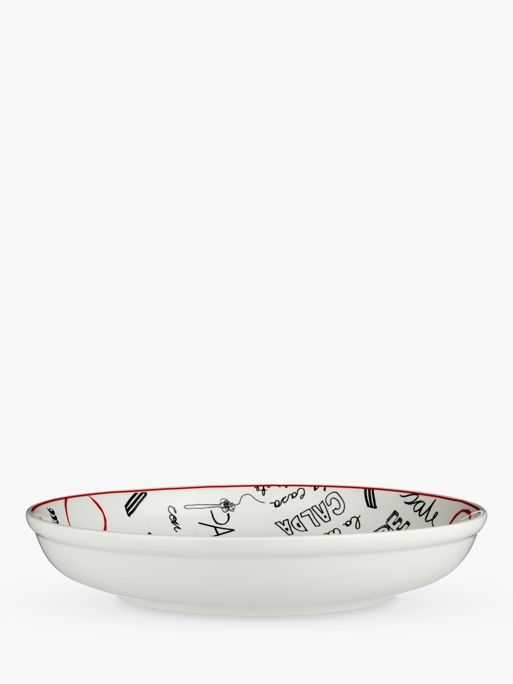 John Lewis Partners Large Pasta Serving Bowl At John Lewis Partners
