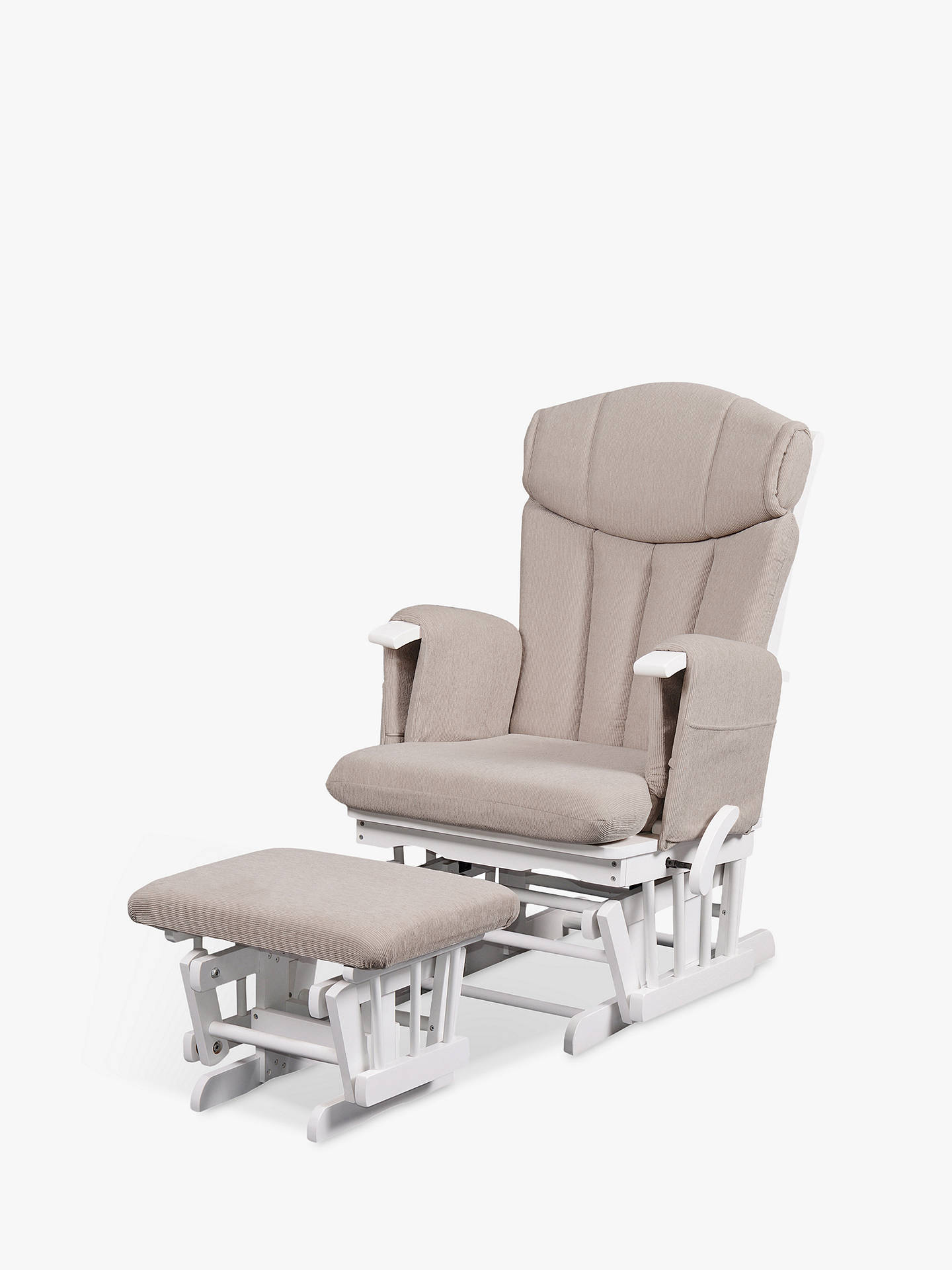 Kub Chatsworth Glider Nursing Chair Cucino