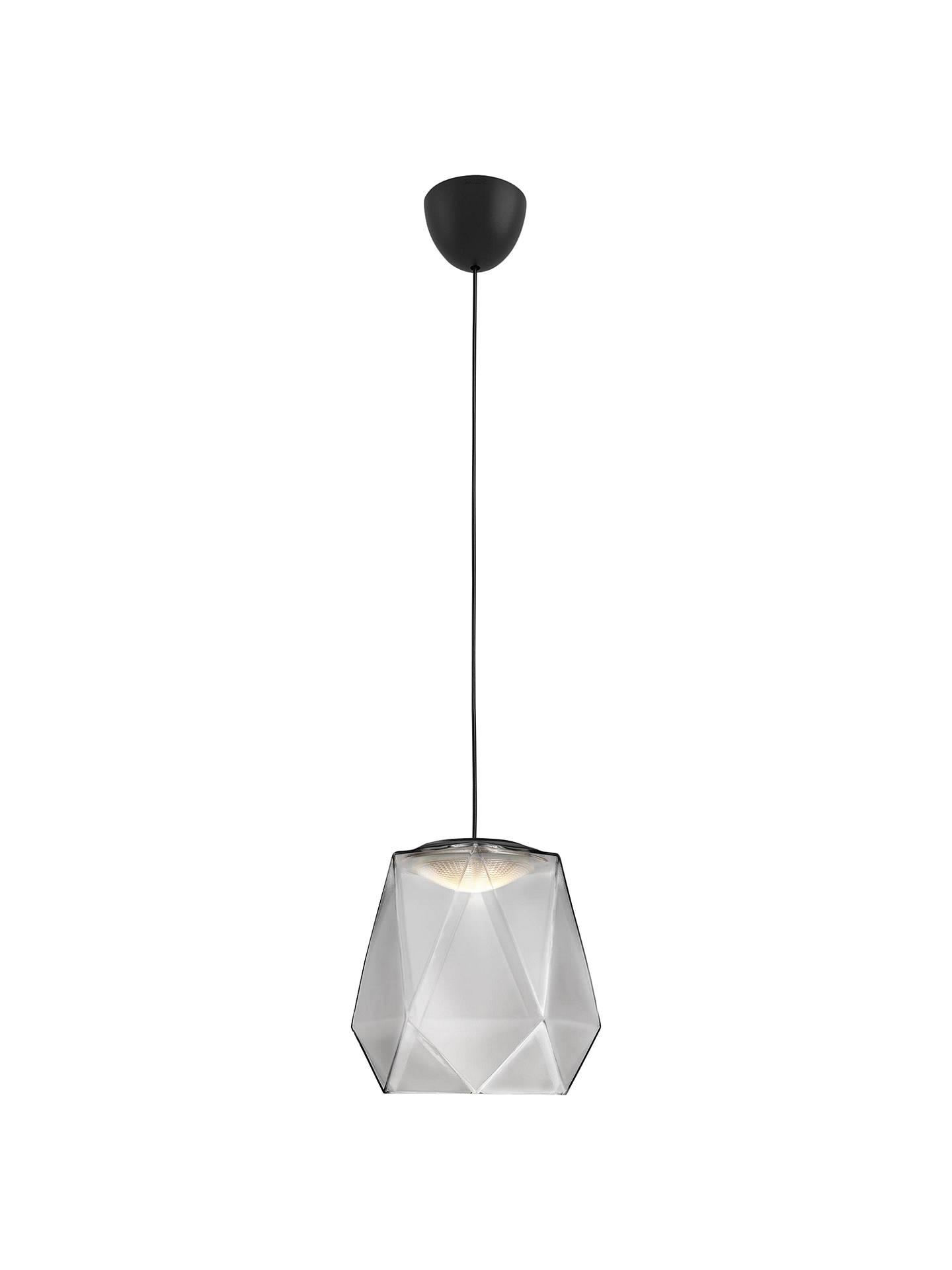 Philips myLiving Italo LED Pendant Light, Grey at John ... on Myliving Outdoors id=84639