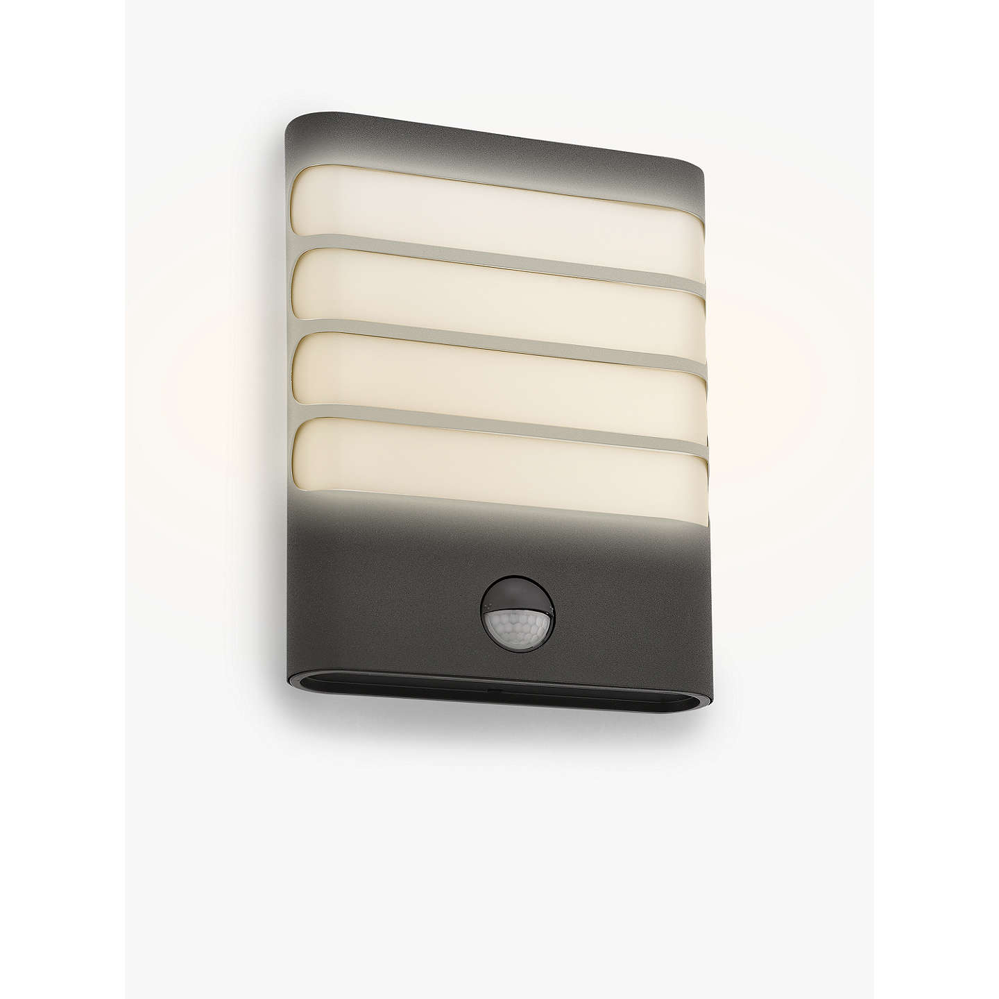 philips mygarden raccoon led outdoor wall light at john lewis. Black Bedroom Furniture Sets. Home Design Ideas