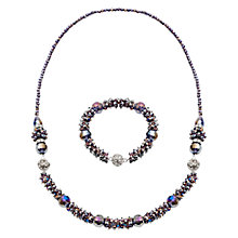 Buy Martick Murano Glass Multi-Way Necklace Online at johnlewis.com