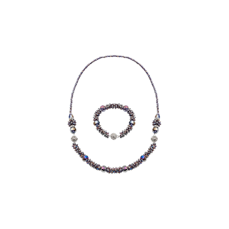 Ruby Wedding Gifts John Lewis: Martick Murano Glass Multi-Way Necklace At John Lewis