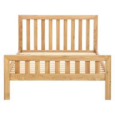 John Lewis & Partners Cooper Bed Frame, King Size, Oak