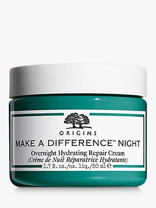 Origins Make a Difference™ Overnight Hydrating Repair Cream