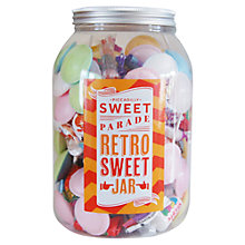Buy Piccadilly Sweet Parade Giant Sweet Jar, 775g Online at johnlewis.com