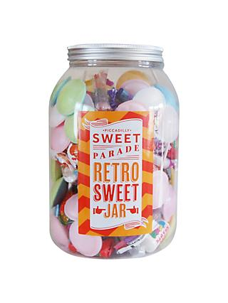 Piccadilly Sweet Parade Giant Sweet Jar, 775g