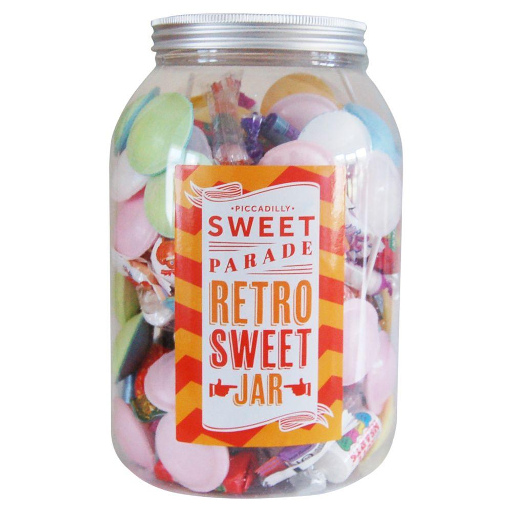 Piccadilly Sweet Parade Piccadilly Sweet Parade Giant Sweet Jar, 775g