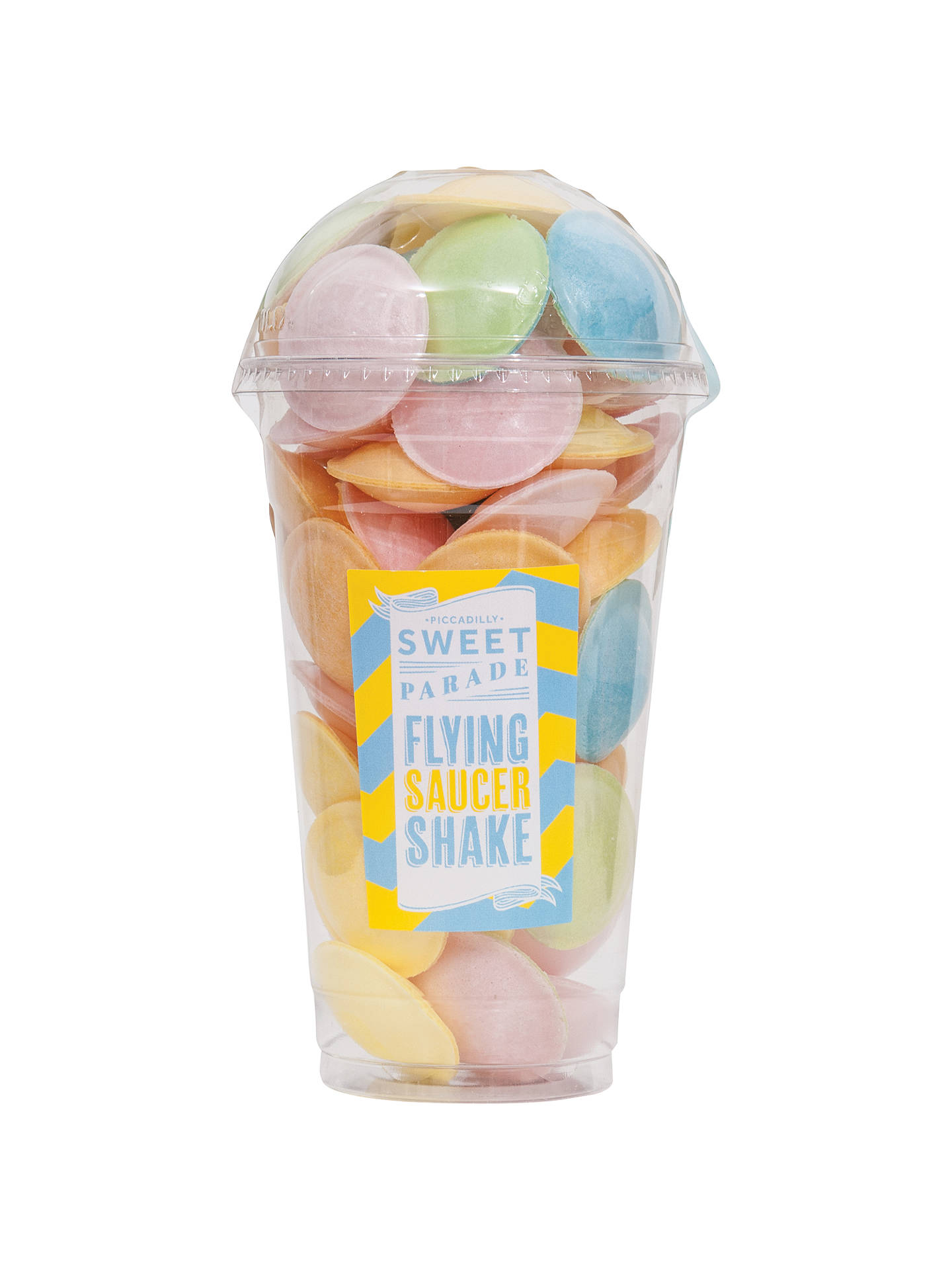 Buy Piccadilly Sweet Parade Flying Saucer Shake, 75g Online at johnlewis.com