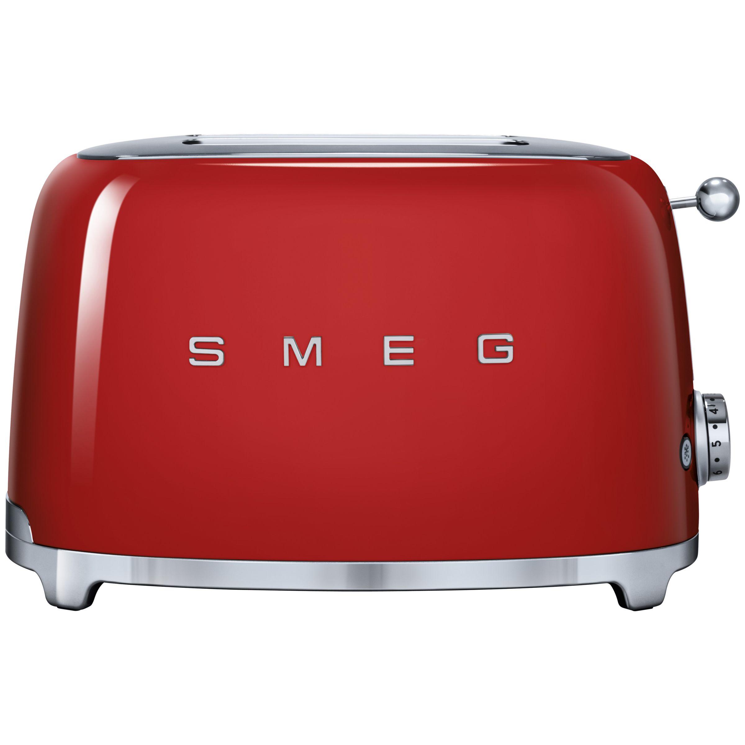 Smeg TSF01 2 Slice Toaster at John