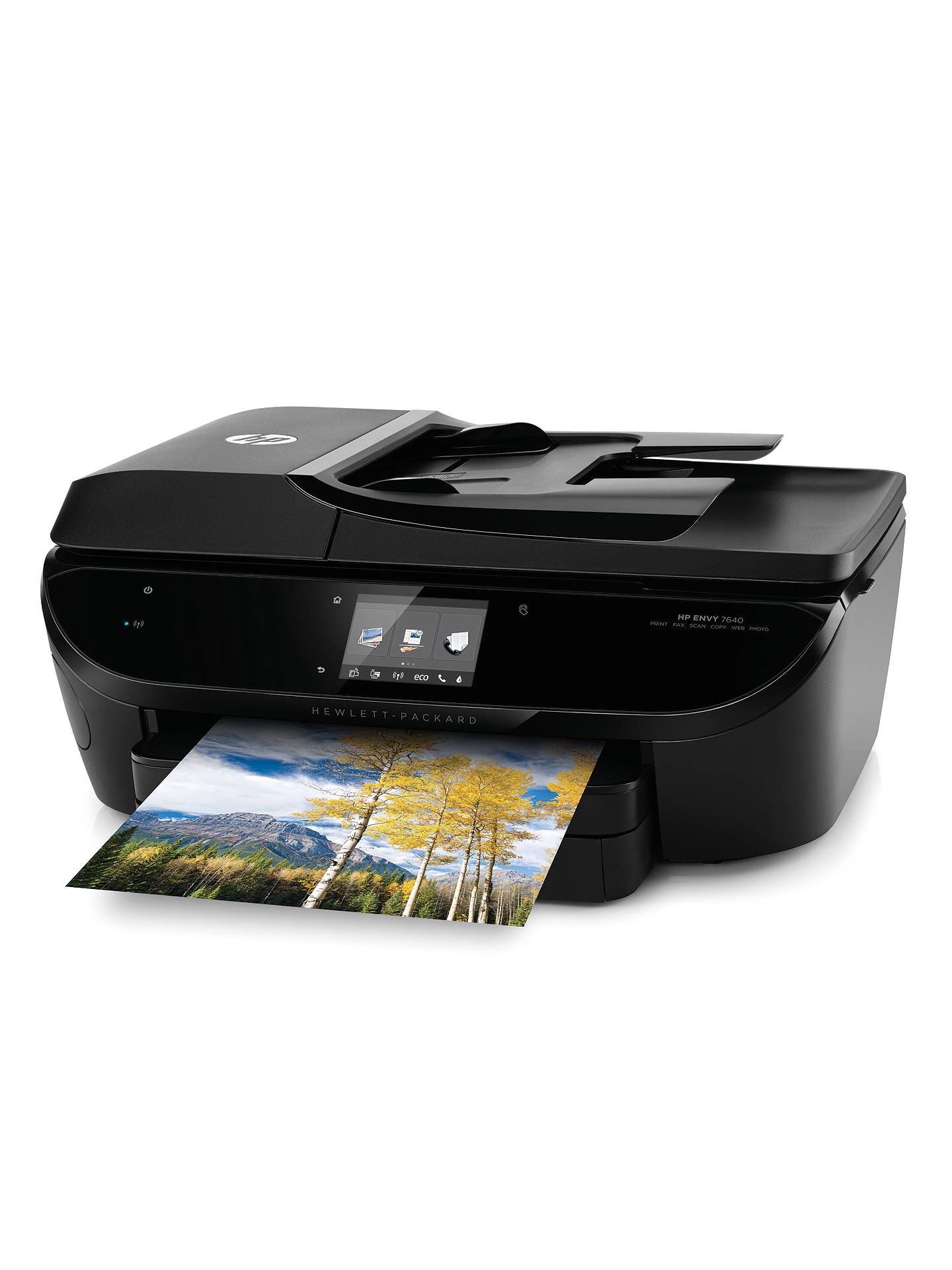 ... BuyHP ENVY 7640 All-in-One Wireless Printer & Fax Machine, HP Instant  ...