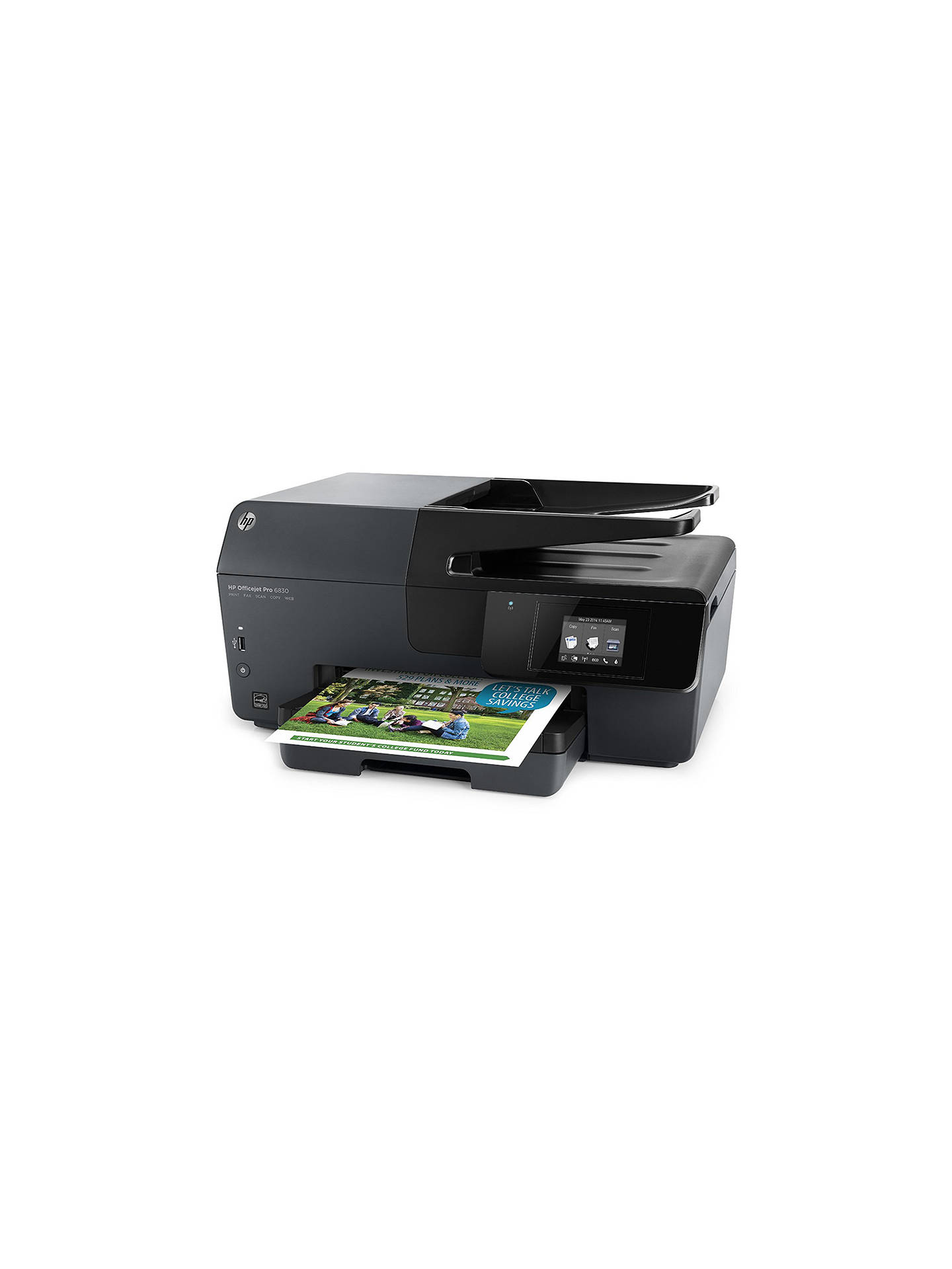 HP Officejet Pro 6830 e-All-in-One Printer & Fax Machine, HP Instant