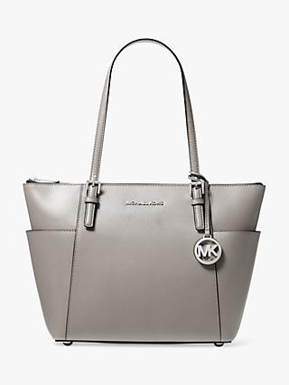 Michael Kors Jet Set East West Leather Tote Bag