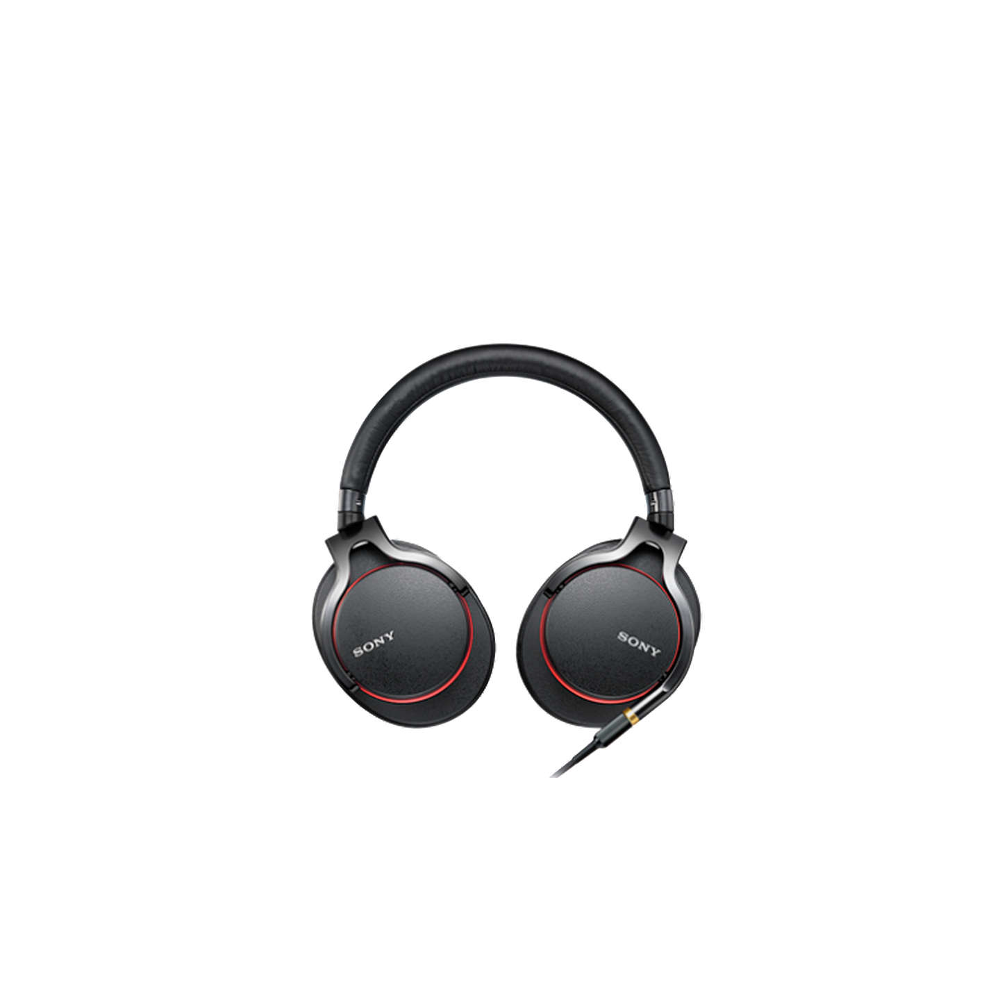 BuySony MDR-1A Over-Ear Headphones with Mic/Remote, Black Online at johnlewis.com