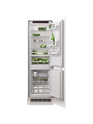 Fisher & Paykel RB60V18 Integrated 70/30 Fridge Freezer, Fixed Door Hinge,  A++ Energy Rating, 55cm Wide