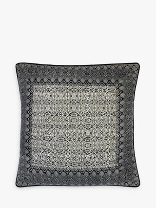 Buy John Lewis & Partners Aztec Patch Large Cushion Online at johnlewis.com