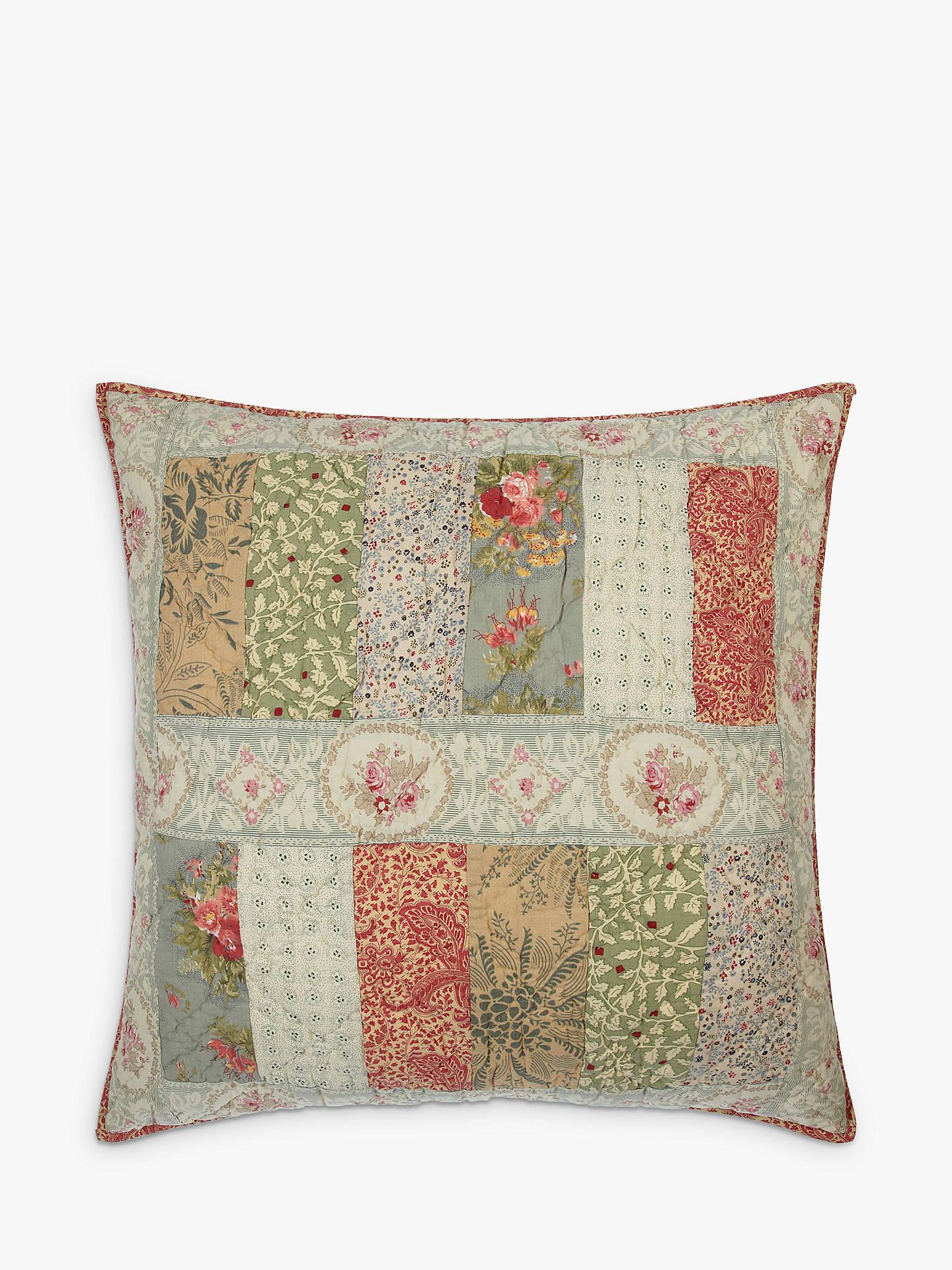 john lewis partners gracie floral patchwork large. Black Bedroom Furniture Sets. Home Design Ideas