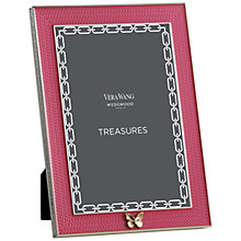"Buy Vera Wang for Wedgwood Treasures Photo Frame, 4"" x 6"" (10 x 15cm) Online at johnlewis.com"