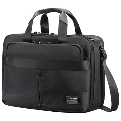 Samsonite CityVibe 3-Way 16 Laptop Expandable Work Bag, Black