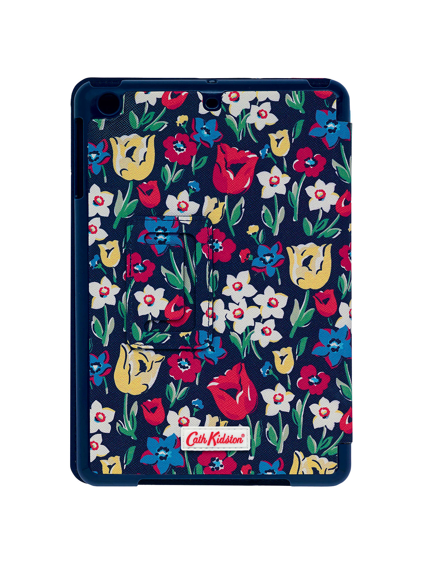 official photos fc1d6 d5f17 Cath Kidston Paradise Fields Hard Case for iPad Mini, Blue at John ...