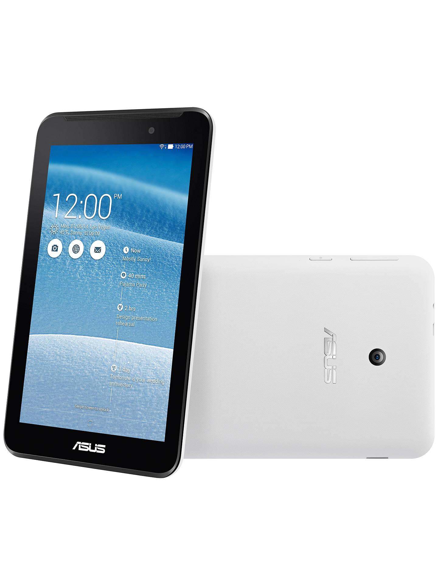 ASUS MeMO Pad 7 ME170C Tablet, Intel Atom, Android, 7