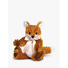 Buy Merrythought Freddy Fox Soft Toy, H23cm Online at johnlewis.com