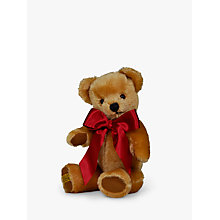 Buy Merrythought London Gold Teddy Bear, H25cm Online at johnlewis.com