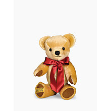 Buy Merrythought London Gold Teddy Bear, H35cm Online at johnlewis.com