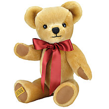 Buy Merrythought London Gold Teddy Bear, H42cm Online at johnlewis.com