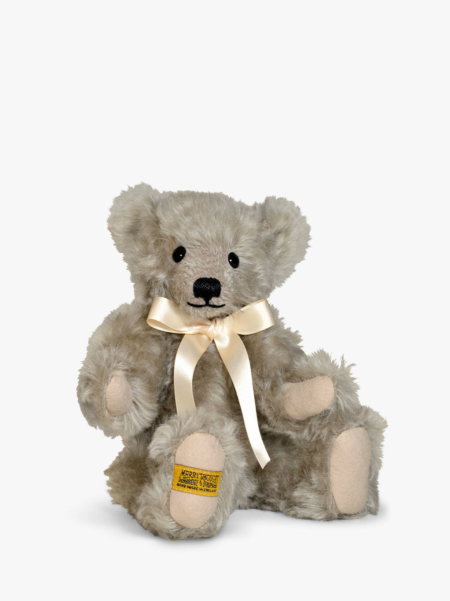 BuyMerrythought Chester Teddy Bear Soft Toy Online at johnlewis.com
