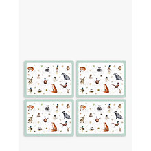 Buy Pimpernel Wrendale Placemats, Set of 4, Large Online at johnlewis.com
