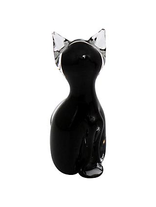 Svaja Katie Kitten Ornament, Black