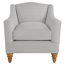 Buy John Lewis Croft Collection Melrose Armchair, Darwen French Grey Online at johnlewis.com