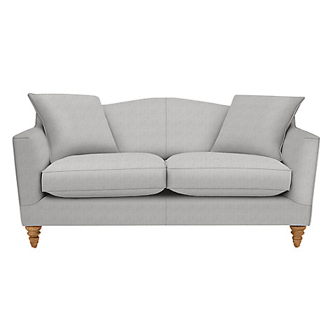 Buy John Lewis Croft Collection Melrose Medium 2 Seater Sofa, Darwen French  Grey Online At ...