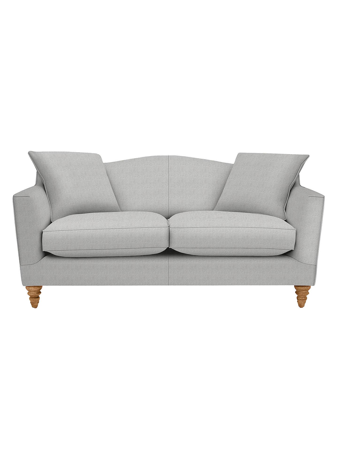 John Lewis Croft Collection Melrose Medium 2 Seater Sofa Darwen French Grey Online At Johnlewis