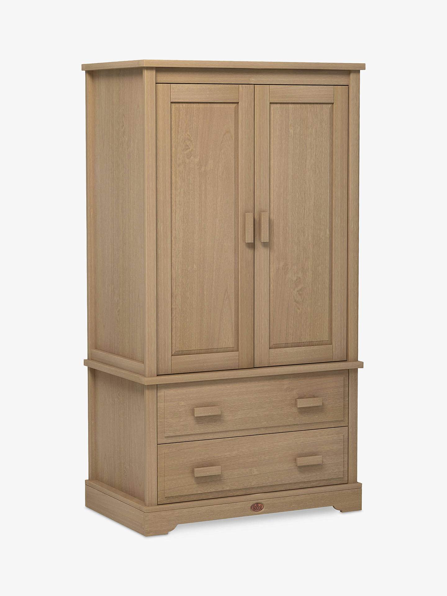 BuyBoori Universal Wardrobe, Almond Online at johnlewis.com