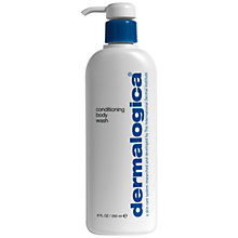 Buy Dermalogica Conditioning Body Wash Online at johnlewis.com