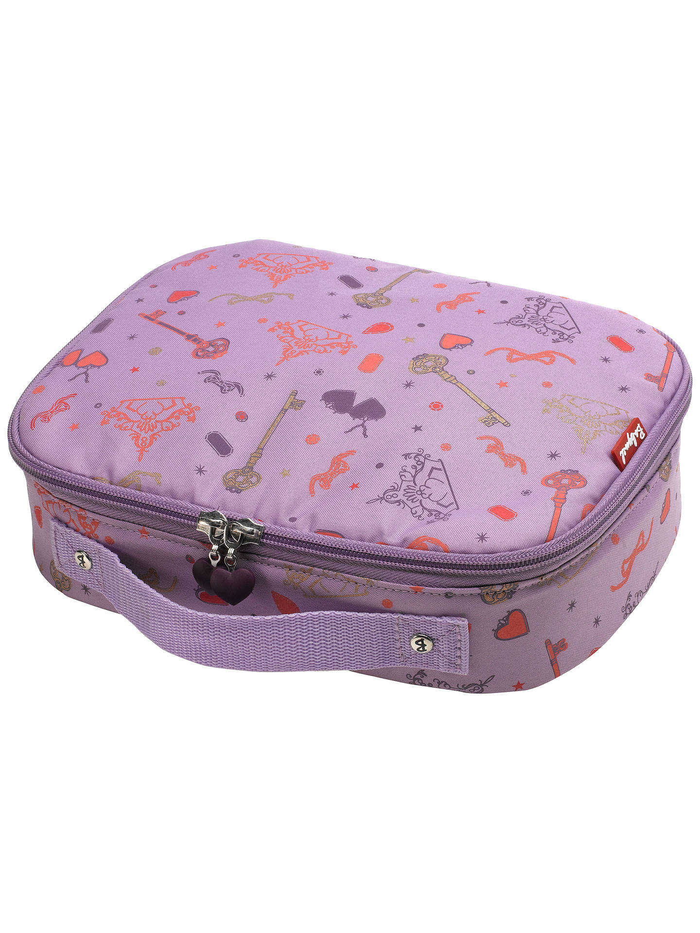 BuyBabymel Princess Food Bag, Purple/Multi Online at johnlewis.com
