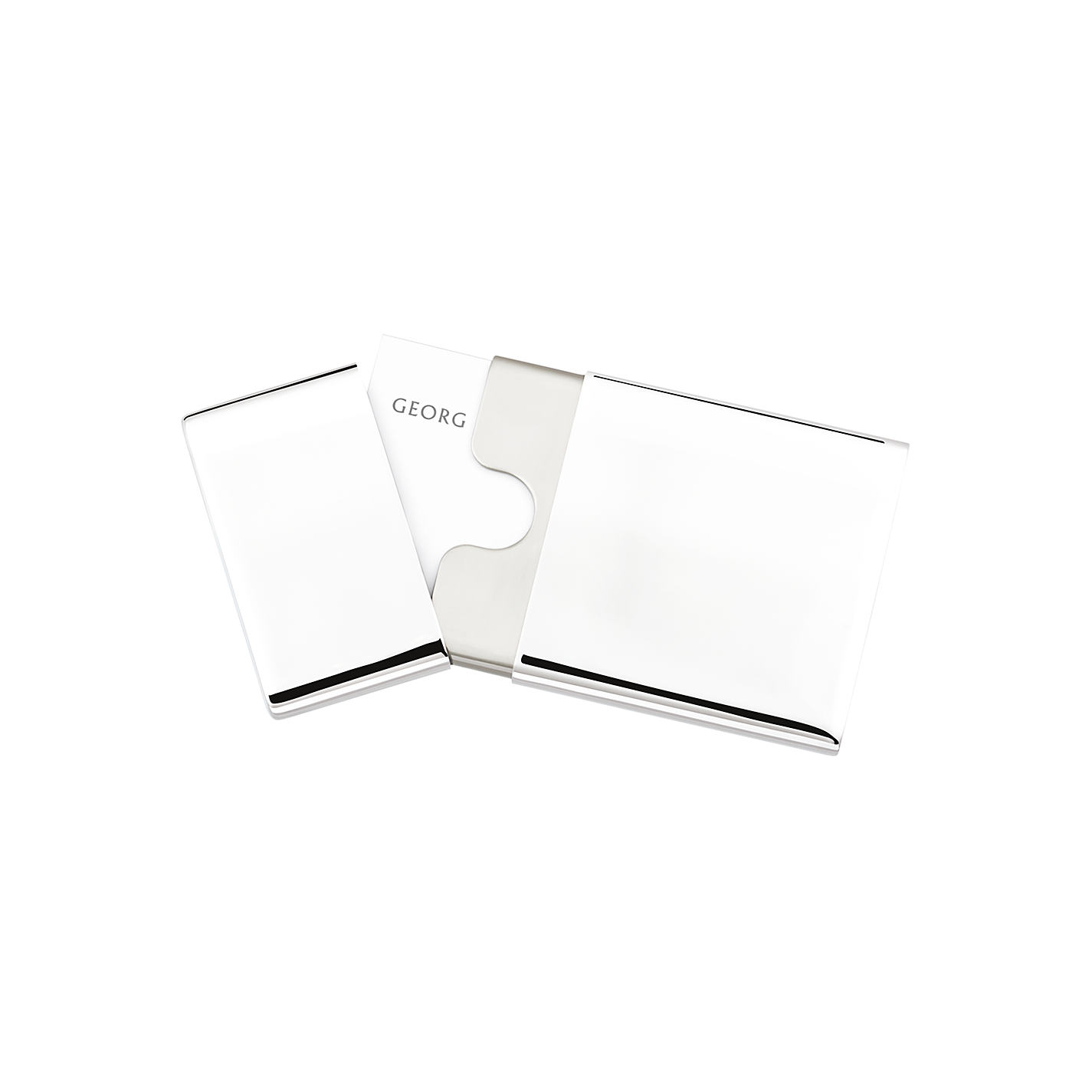 Card holders mens wallets john lewis buy georg jensen to go business card holder online at johnlewis reheart Images