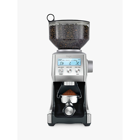 Buy Sage by Heston Blumenthal the Smart Grinder Pro™ Coffee Grinder Online at johnlewis.com